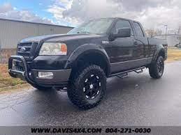 Used 2005 Ford F150 Fx4 For Sale With Photos Autotrader