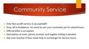 sophomore advisement john i leonard high school ppt 12 community