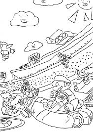 Small Picture 10 Pics Of Mario Kart Coloring Pages To Print Super Mario