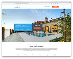 Real Estate Website Templates 24 Best Real Estate WordPress Themes For Agencies Realtors And 6
