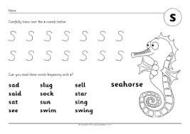 See a wide variety of letter s worksheets at education.com. Letter S Phonics Activities And Printable Teaching Resources Sparklebox