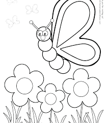 Free Printable Coloring Pages Pictures For Kids Preschoolers Packed