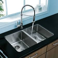 double kitchen sink innovative with image of double kitchen set