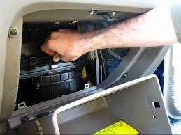 Cabin Air Filter Replacement Hyundai Tucson Cabin Air Filter Hyundai Tucson Hyundai
