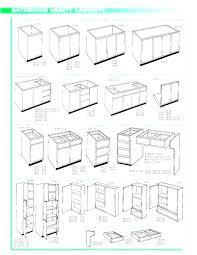 Standard Kitchen Cabinet Sizes Insidestories Org