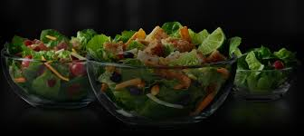 get your greens with our freshly prepared saladscrisp and full of flavor
