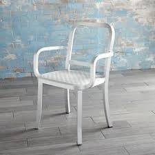mallorca aluminum arm chair crate and barrel aluminum crate barrel