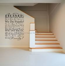 Small Picture Family Quotes Wall Decals We Do Family Vinyl Art Wall Stickers