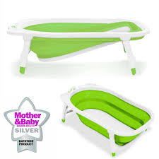 baby foldable bathtub blue large kids wooden play kitchen pretend toy cooking role play free