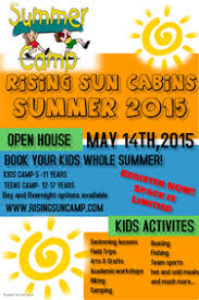 Summer Camp Pamplets 1 930 Customizable Design Templates For Summer Camp Flyer