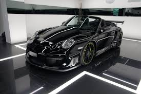 porsche 911 turbo 2015 black. techart gt street r based on 997 turbo s porsche 911 2015 black