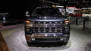 2020 Chevrolet Silverado Hd Has New V8 Can Tow 35 500 Pounds