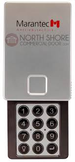 marantec 158722 wireless keyless entry compatible with all marantec 315mhz openers