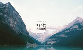 Image result for in christ alone my hope is found