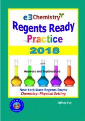 E3 Chemistry Regents Ready Practice 2018 With Answers And