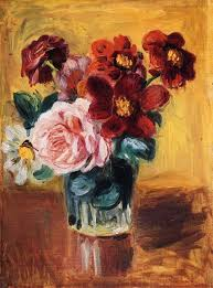 famous artwork pierre auguste renoir oil painting reion flowers in a vase hand painted high quality pierre auguste renoir paintings with