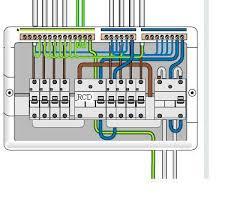 wiring diagram for consumer unit wiring diagrams and schematics wiring diagram garage consumer unit zen