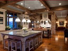 tuscan kitchen lighting. Style Tuscan Kitchen Design Ideas With Double Islands Regarding Designs 7 Lighting