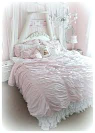 amazing ideas ruched comforter set simply shabby chic three piece duvet covers bedding sets sunbleached fl 3pc cover full queen rose pink