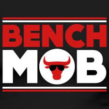 BullsKnicks Preview Bench Mob Vs Mobb Deep  Knicks  Pinterest Chicago Bulls Bench Mob
