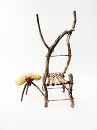 furniture fairy. Primitive Mini Twig Chair Fairy Fae Furniture By Bazketmakr O