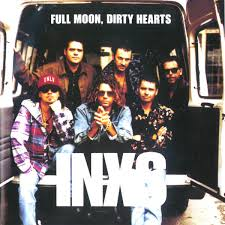 <b>INXS</b> - <b>Full Moon</b>, Dirty Hearts (1993, CD) | Discogs