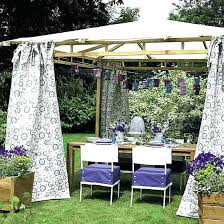 diy outdoor canopy tent outdoor canopy tent sun tent with curtains fabric canopy for patio decorating diy outdoor canopy