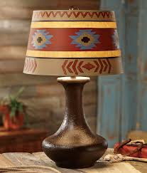 permalink to lovely southwestern table lamps beautifying