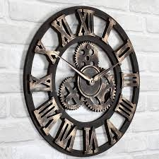 Small Picture Modern Very Big Wall Clock 140 Extra Large Wall Clocks