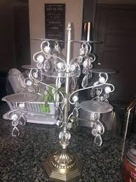 chandeliers chandelier cupcake holder advertisements black stand home goods