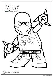 Lego Ninjago Coloring Pages Lloyd Coloring Page Captain Coloring