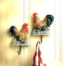 rooster metal wall art metal rooster wall art funky decor ornament all about kitchen corrugated large