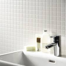 white square tile bathroom. Plain White Matt White Square Small Tiles For Tile Bathroom