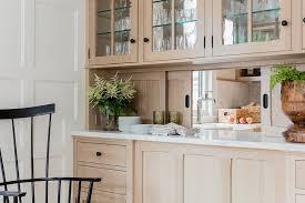 sliding sideboard pocket doors open to butler pantry