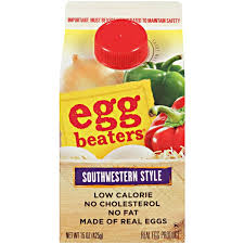 egg beaters southwestern style egg
