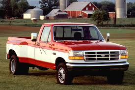 1996 F150 Towing Capacity Chart 1990 96 Ford F 150 250 Pickup Consumer Guide Auto