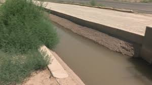 drainage ditch new drainage ditch helps with flood prone part of albuquerque
