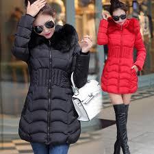 best plus size women winter down jacket las hooded zipper long overcoat puffer jackets warm winter coat parkas under 29 15 dhgate com