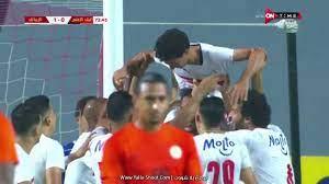 أهداف مباراة البنك الاهلي والزمالك 2021-08-27 الدوري المصري | شاهد فور يو -  Shahid4u