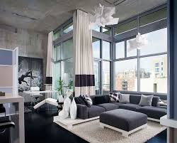 Incredible gray living room furniture living room Grey Sofa View In Gallery Amazing Modern Living Room With Contemporary Touch chipper Hatter Architectural Photographer Decoist 55 Incredible Masculine Living Room Design Ideas Inspirations