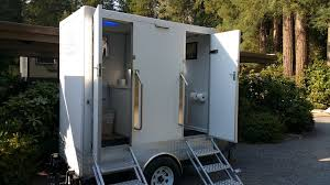 bathroom trailer rental. Perfect Bathroom Luxury VIP Event Restroom Trailer On Bathroom Trailer Rental