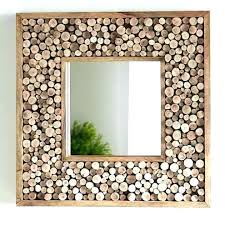 Diy mirror frame ideas Jewelry Mirror Frame Ideas Small Creative Diy Mirror Frame Ideas Thecubicleviews Mirror Frame Ideas Mirror Frame Ideas Bathroom Mirror Ideas Frames