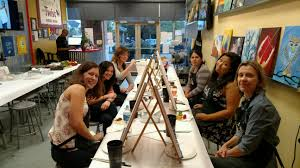 painting with a twist preferred insurance enjoying las night at painting with a twist