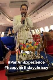 Chrissy Teigen Celebrates 32nd Birthday with Pan Am-Themed Party ...