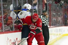 Carolina Hurricanes Depth Chart Blues Trade Joel Edmundson To The Carolina Hurricanes For
