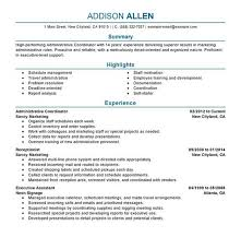Perfect Resume Builder 14 Example Examples And Free