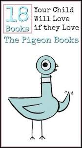 pigeon book study for any pigeon series book by mo willems pigeon books mo willems and activities