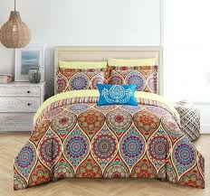 8 piece bedding set chic home comforter reversible paisley print striped pattern bed in a bag 8 piece bedding set