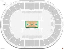 Boston Celtics Seating Guide Td Garden Rateyourseats Com