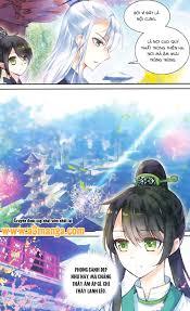 Trâm Trung Lục – Chap 8   A3 Manga